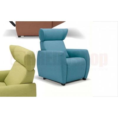 Poltrona Relax Nizza - Vari colori